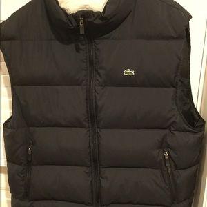 La coste black jacket